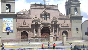 Le Pérou Central