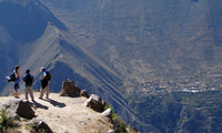 Trek dans le Canyon de Colca , Arequipa