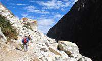 Trek Santa Cruz, Cordillère Blanche, Huaraz